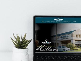 NorthStar Surgical Center: New Website