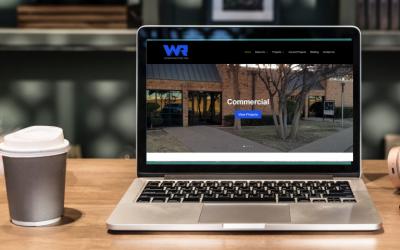 WR Construction: New Website