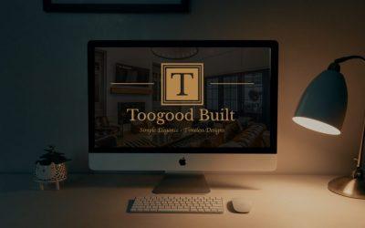 Toogood Built Homes: New Website